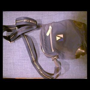 LV cup shoulder bag